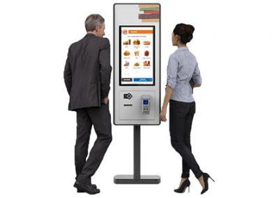 Burger King Kiosk: Storm Device Integration