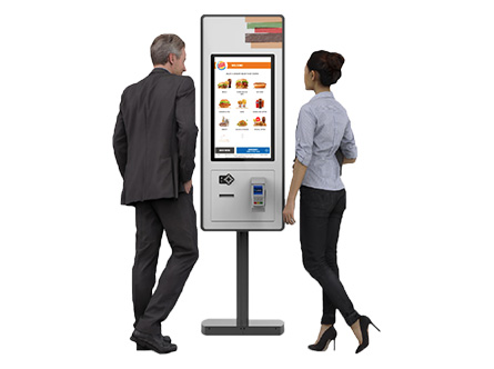Burger King Kiosk: Storm Device Integration